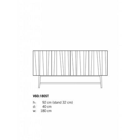 ASPLUND DESIGN VASS CABINET V60 180ST