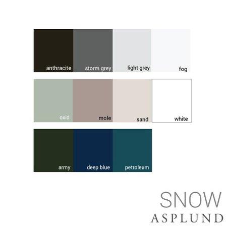ASPLUND DESIGN SNOW CABINET J8