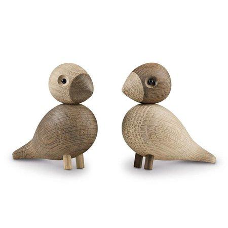 KAY BOJESEN DESIGN KAY BOJESEN LOVEBIRDS SET