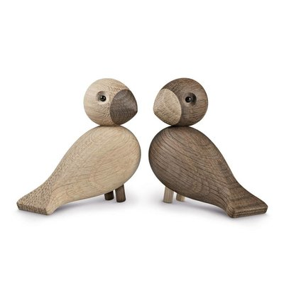 KAY BOJESEN LOVEBIRDS SET