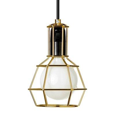 DESIGN HOUSE STOCKHOLM WORK LAMP GOUD