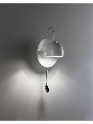 Ingo Maurer Light Au Lait wandlamp