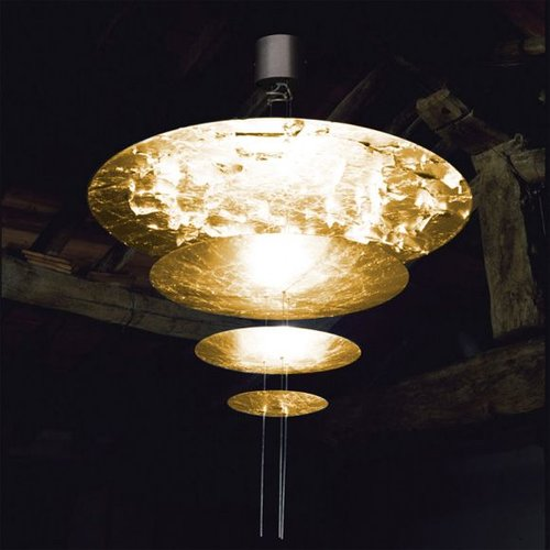 Catellani & Smith Macchina della Luce model F hanglamp