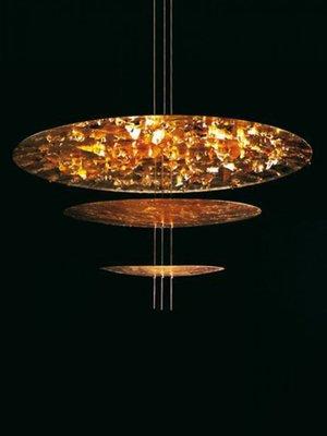 Catellani & Smith Macchina della Luce model C hanglamp
