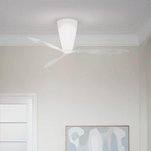 Luceplan Blow ventilator plafondlamp