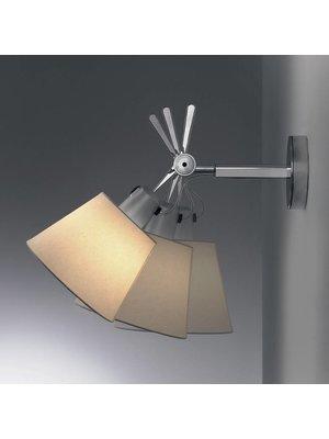 Artemide Tolomeo Diffusore 18 wandlamp