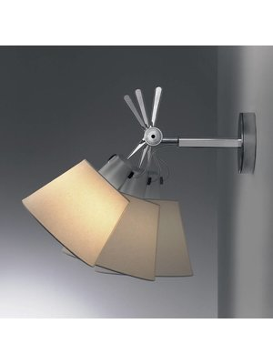 Artemide Tolomeo Diffusore 32 wandlamp