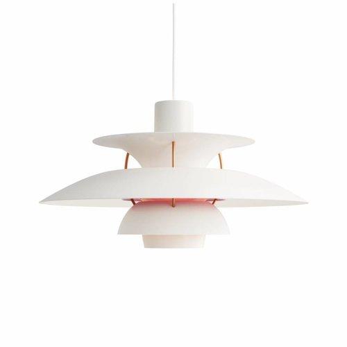 Louis Poulsen PH 5 hanglamp wit