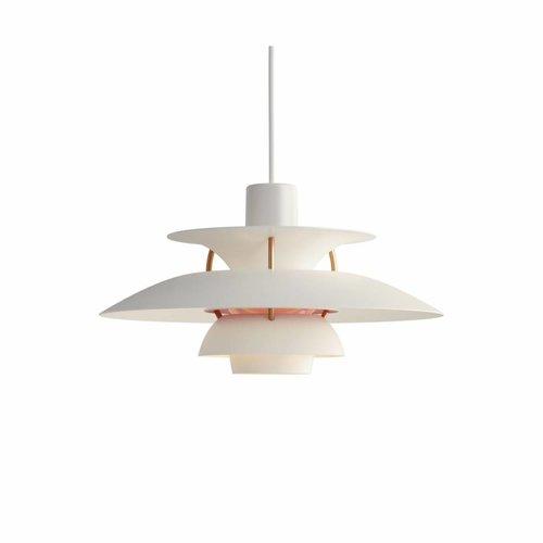 Louis Poulsen PH 5 Mini hanglamp wit