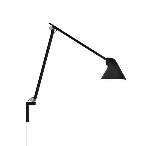 Louis Poulsen NJP wandlamp  lange arm