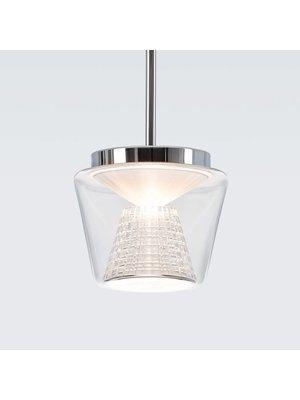 Serien Annex hanglamp. Helder/Kristal. Medium