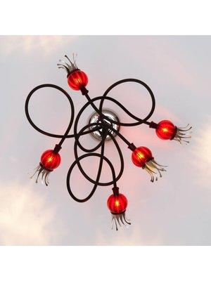 Serien Poppy wand/plafondlamp 5