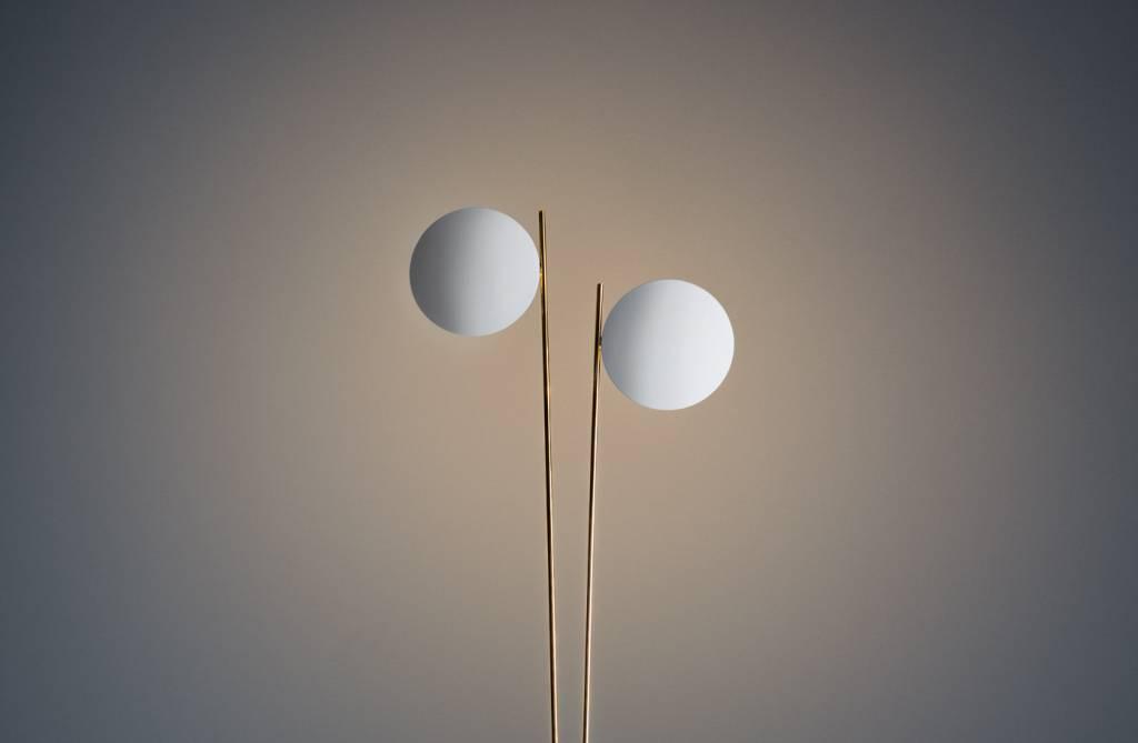 Catellani & Smith Lederam F2 vloerlamp