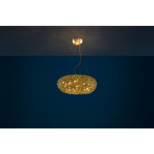Catellani & Smith Fil de Fer Ovale hanglamp