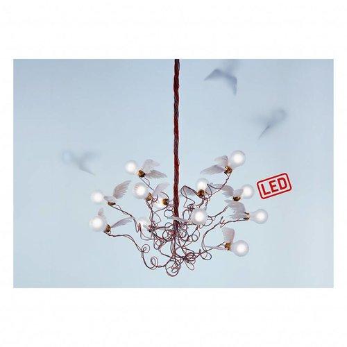 Ingo Maurer Birdie led hanglamp