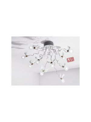 Ingo Maurer Birdie's Nest Led plafondlamp