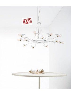 Ingo Maurer Birdie's Ring Led hanglamp