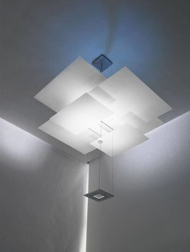 Ingo Maurer Oh Mei Ma Weiss hanglamp