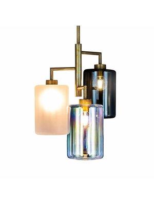 Brand van Egmond Louise drievoudige hanglamp