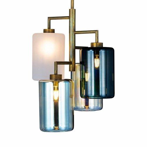 Brand van Egmond Louise viervoudige hanglamp