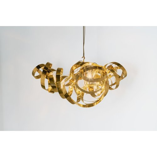 Jacco Maris Montone Chandelier Triangle 5 hanglamp