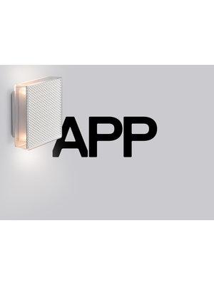 Serien App wandlamp