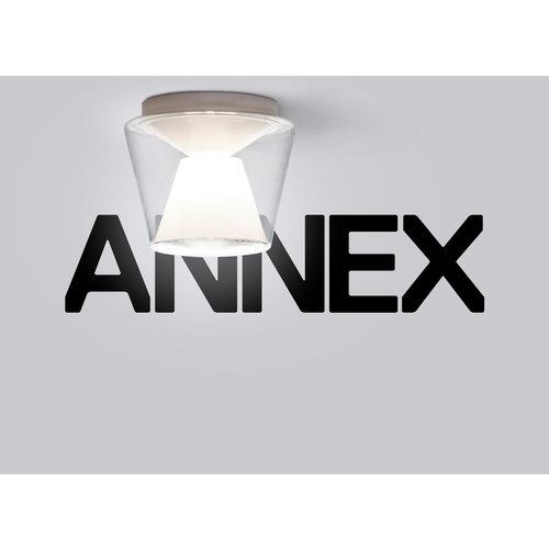 Serien Annex plafondlamp helder/opaal