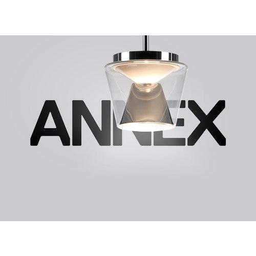 Serien Annex hanglamp  helder/gepolijst