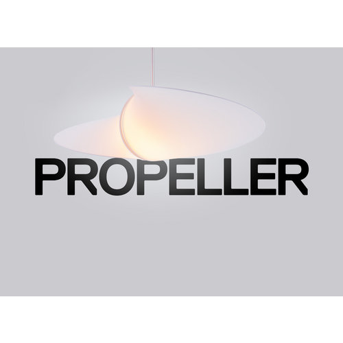 Serien Propeller hanglamp