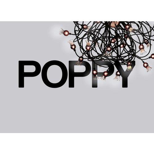 Serien Poppy hanglamp
