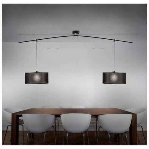 Lumina Moove Doppia hanglamp