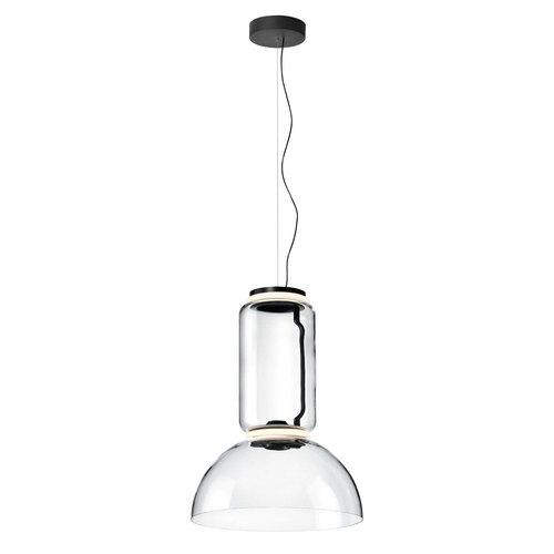 Flos Noctambule Low Cylinder + Bowl hanglamp