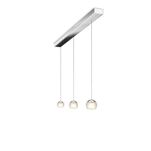 Oligo Balino Led 3  hanglamp met hoogte verstelling