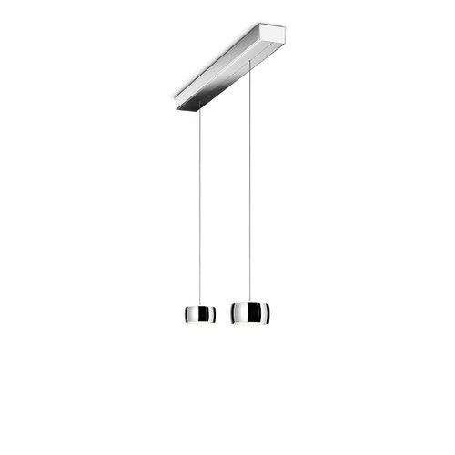 Oligo Grace led 2 hanglamp  met  hoogte verstelling