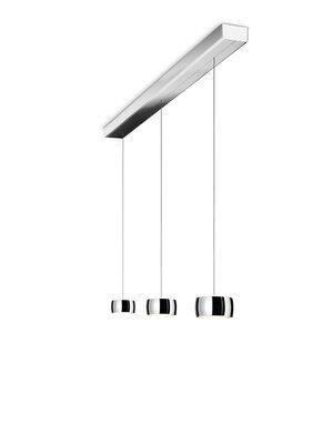 Oligo Grace Led 3 hanglamp met  hoogte verstelling