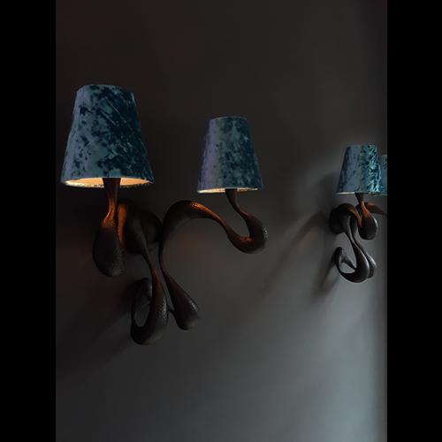 Jacco Maris Ode 1647 wandlamp 2
