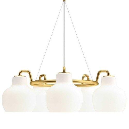 Louis Poulsen VL Ring Crown 5 hanglamp