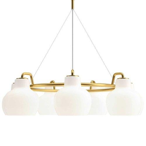 Louis Poulsen VL Ring Crown 7 hanglamp