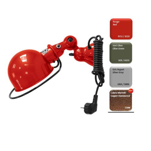 Jieldé   Loft D1000 CS  wandlamp