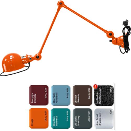 Jieldé   Loft D4401 CS wandlamp