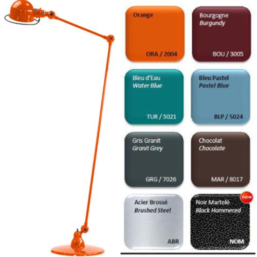 Jieldé   Loft D1240 vloerlamp