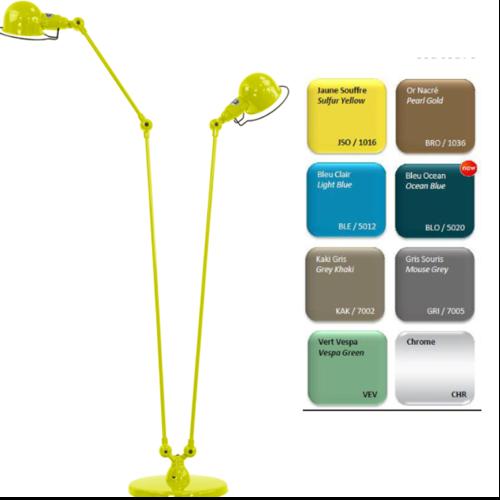 Jieldé   Signal SI8380 vloerlamp