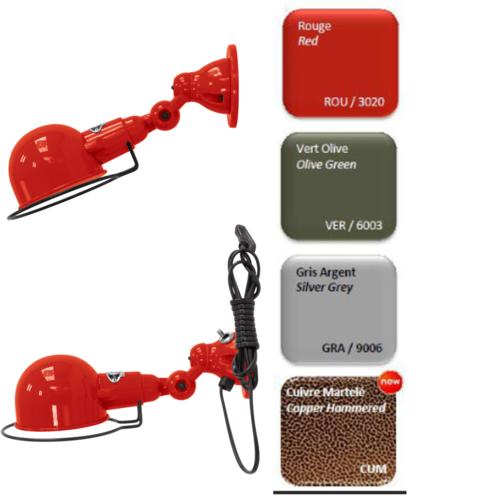 Jieldé   Signal SI300 wandlamp