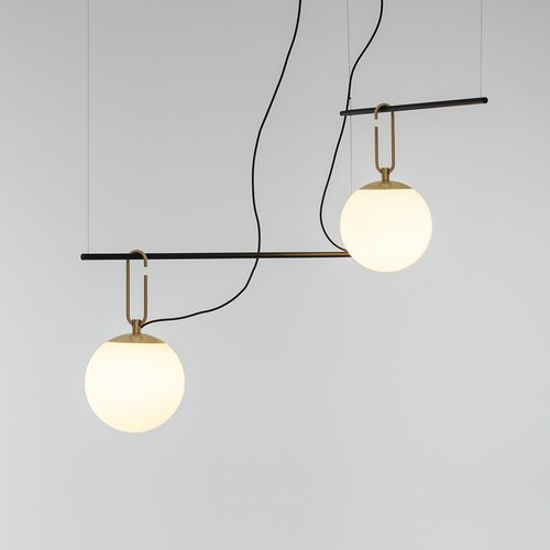 Artemide nh S3  2 arms hanglamp