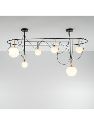 Artemide nh S5 eliptic hanglamp