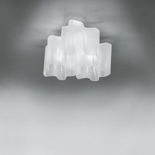 Artemide Logico 3x120° Micro plafondlamp