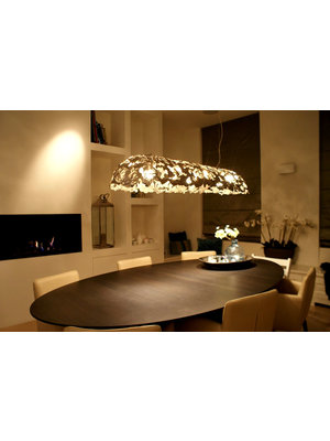Sandeluce World of Light Ovaal hanglamp