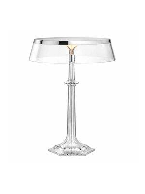 Flos Bon Jour Versailles tafellamp. Chroom