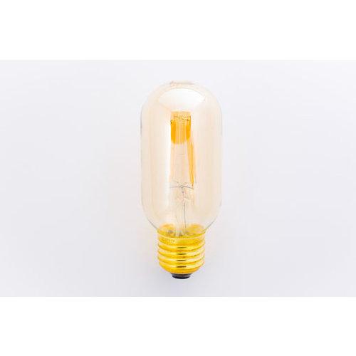 Vintage LedLight Vintage LedLight 0076 Radiolamp Gold Vintage