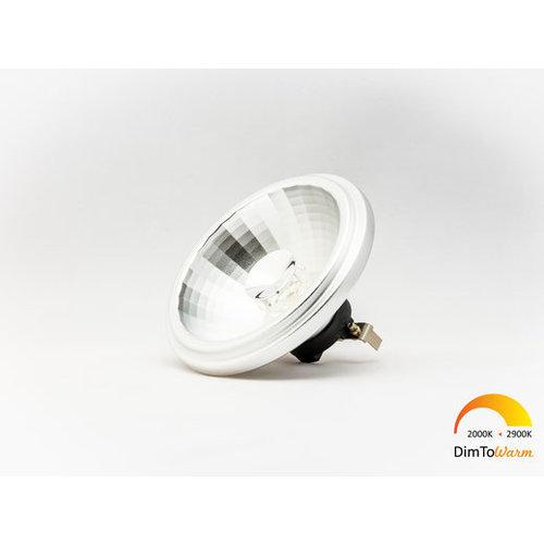 Vintage LedLight Vintage ledlight 0072 led ar111 Dim 2 Warm
